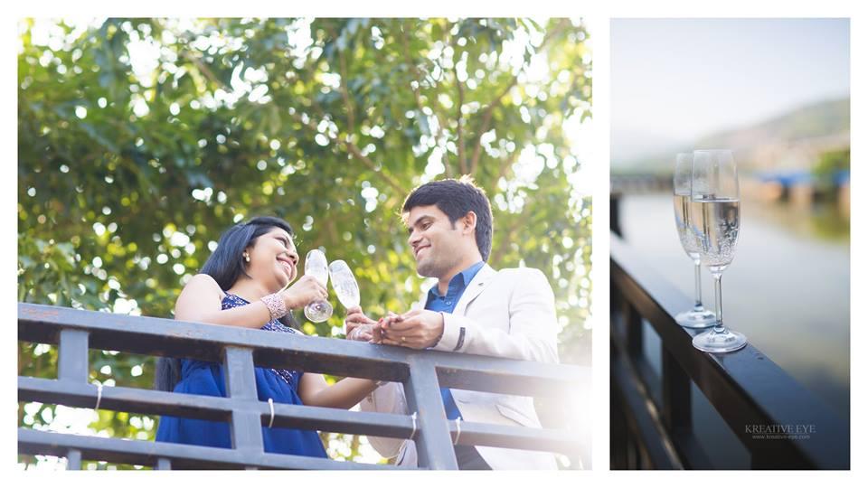 Prewedding shoot Pune #1