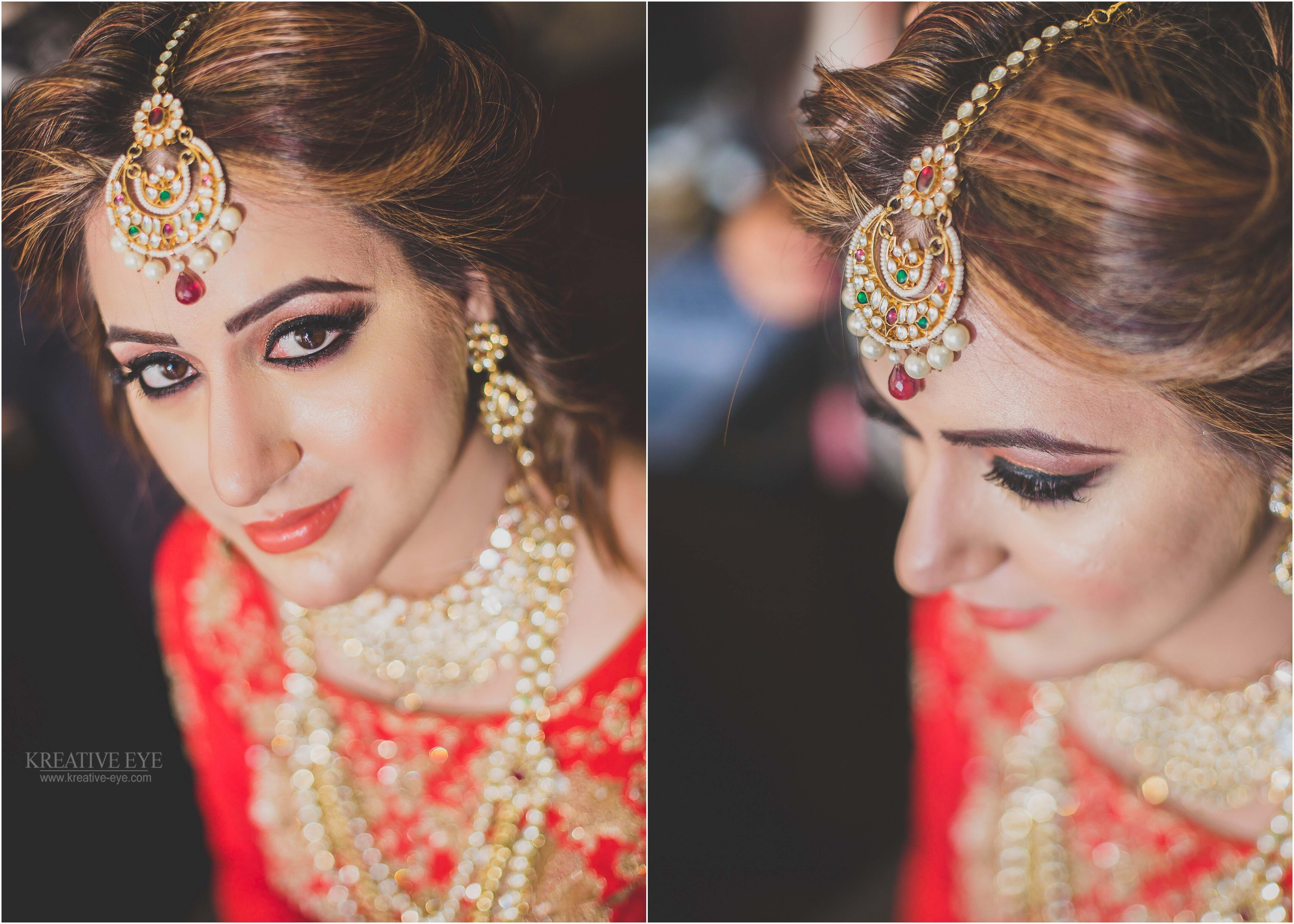 the Scintillating bride